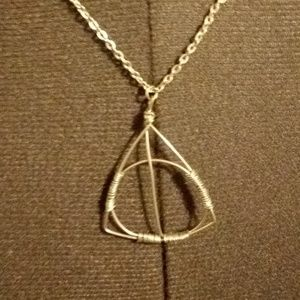 Jewelry - Deathly Hallows necklace